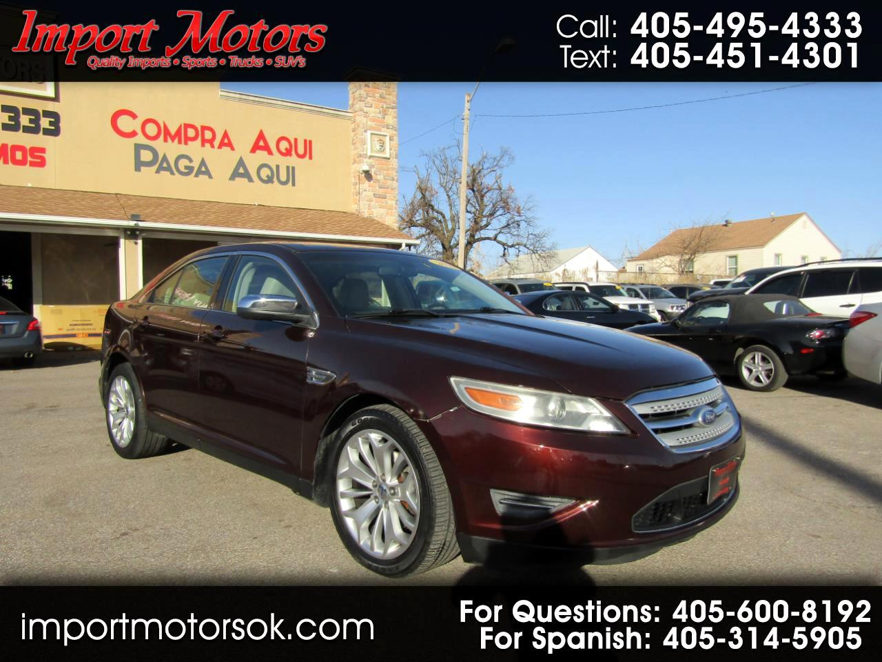 Ford Taurus Limited FWD 2010