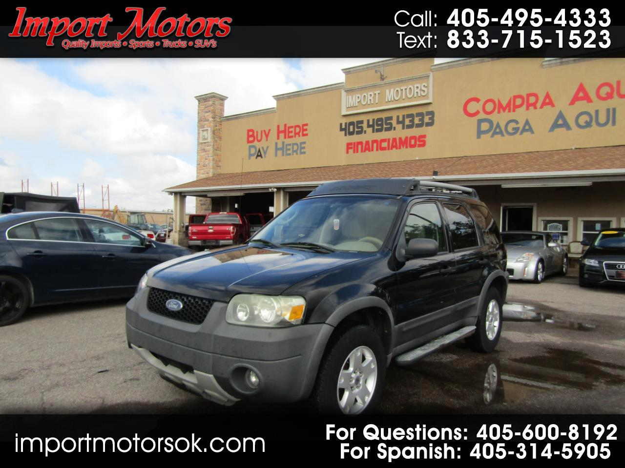 Ford Escape XLT 4WD Sport 2005
