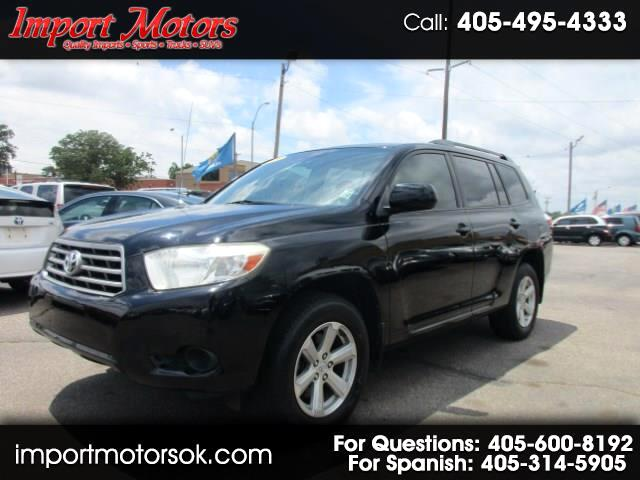Toyota Highlander 4dr 4-Cyl (Natl) 2009