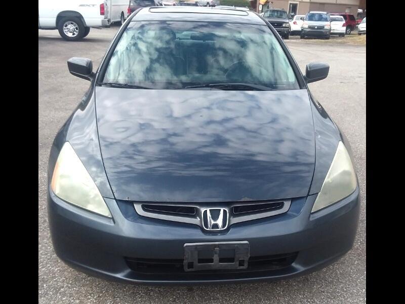 Honda Accord EX V6 sedan AT 2003