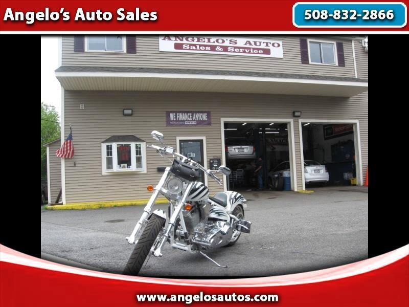 2004 Titan Motorcycle Co. Sidewinder SX