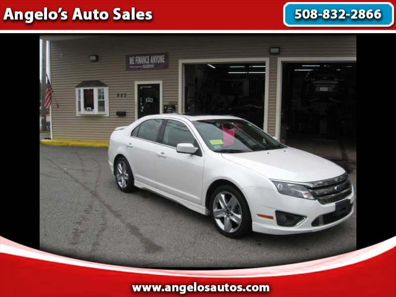 2011 Ford Fusion V6 Sport FWD