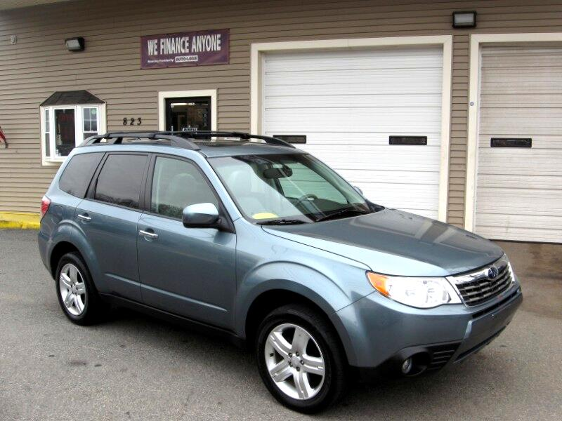 2009 Subaru Forester 2.5i Limited