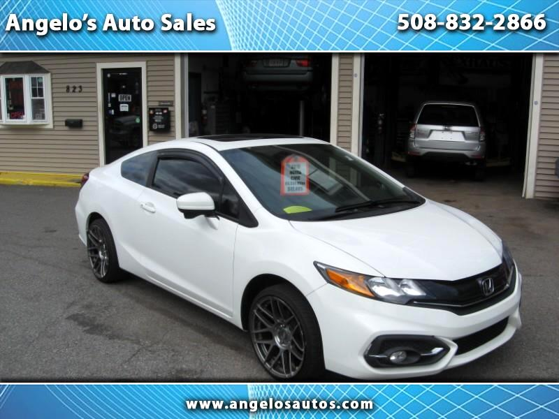 2015 Honda Civic EX Coupe CVT