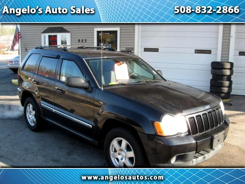 Jeep Grand Cherokee Laredo 4WD 2010