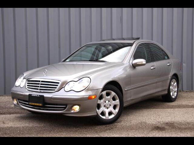 2006 Mercedes-Benz C-Class C280 4MATIC Luxury Sedan