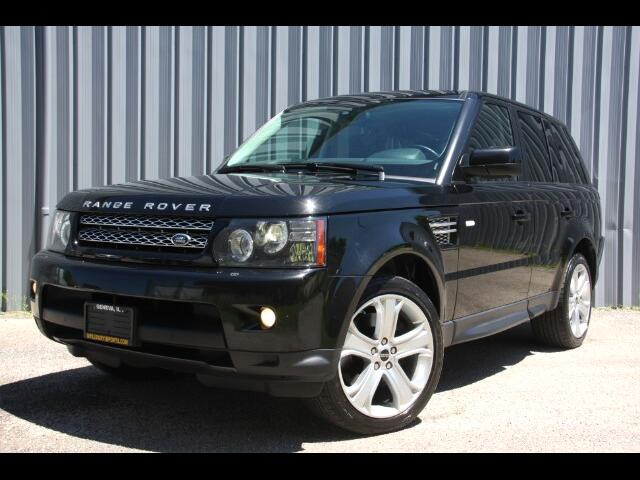 2012 Land Rover Range Rover Sport HSE Luxury
