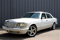 1988 Mercedes-Benz 420