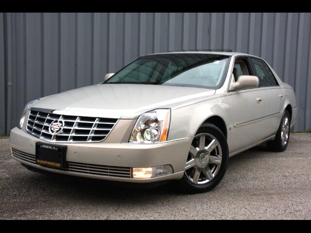 2007 Cadillac DTS Sedan