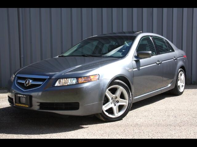 2005 Acura TL 5-Speed AT