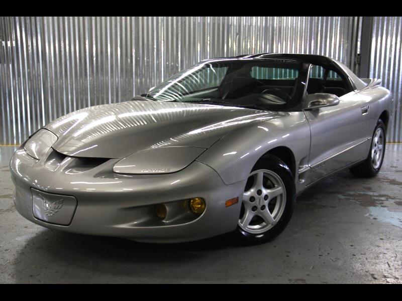 2001 Pontiac Firebird Coupe