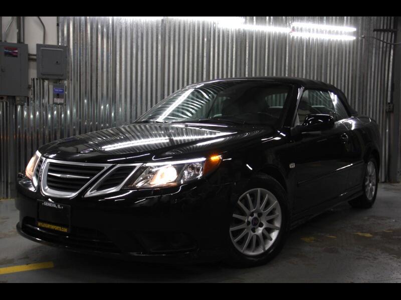 2009 Saab 9-3 2.0T Convertible