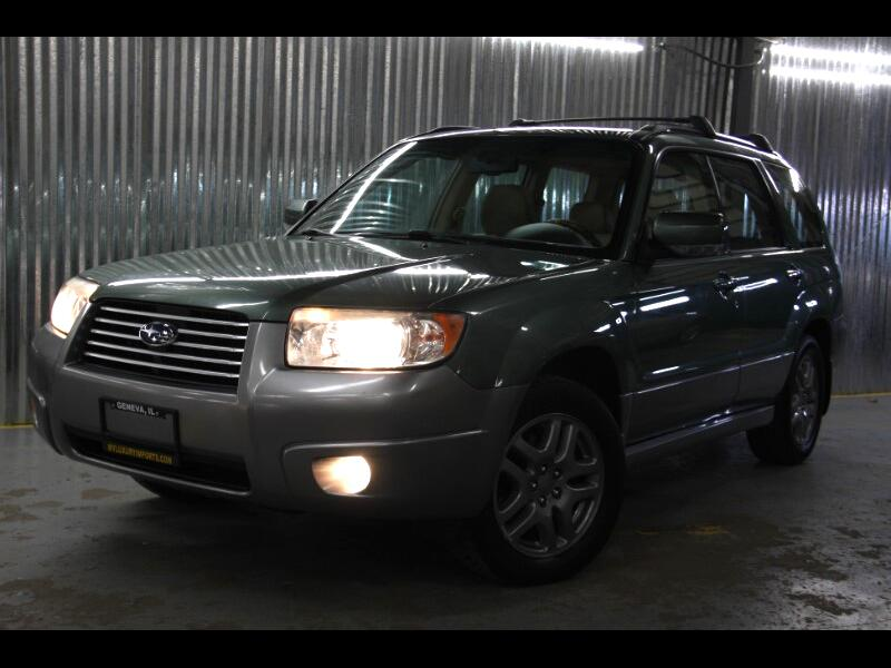 2007 Subaru Forester 2.5X L.L.Bean Edition