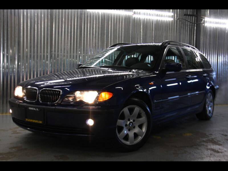 2004 BMW 3-Series Sport Wagon 325xi