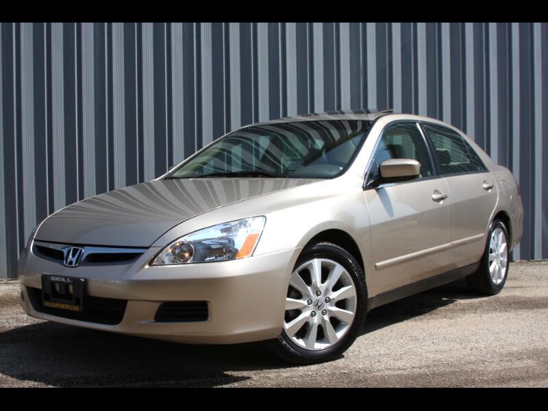 2007 Honda Accord LX V-6 Sedan AT