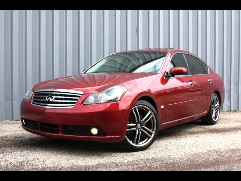 2006 Infiniti M 45 Luxury