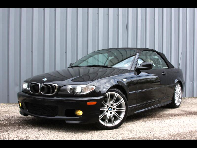 2006 BMW 3-Series 330Ci M Sport Convertible