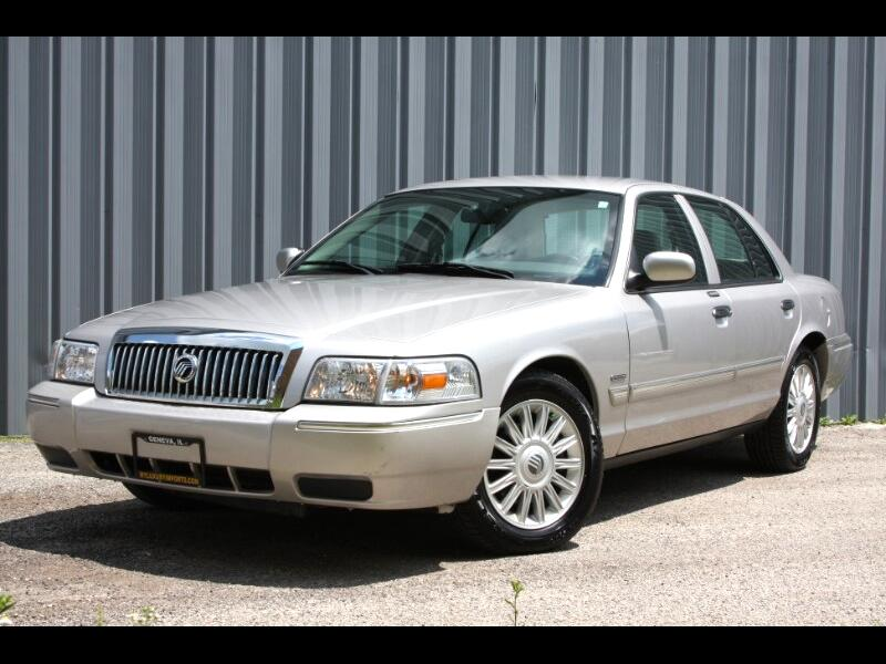 2010 Mercury Grand Marquis LS Ultimate Package