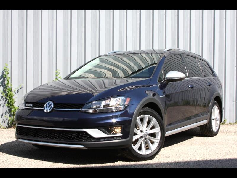 2018 Volkswagen Golf Alltrack TSI SE 4MOTION 6M