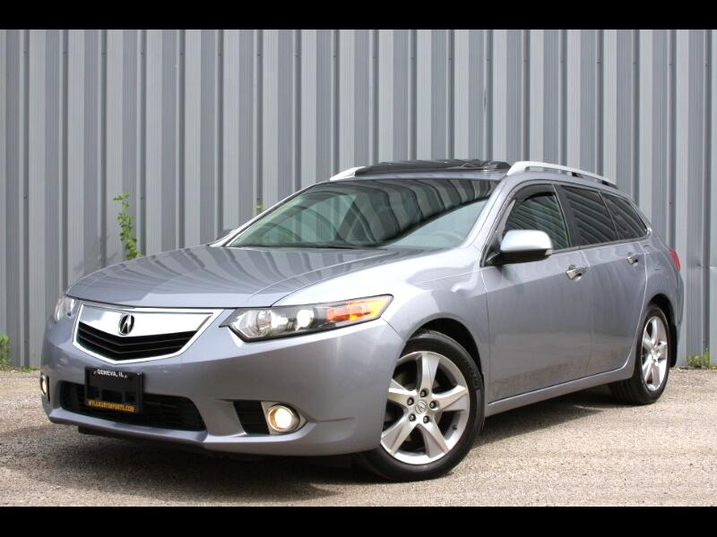 Acura TSX 5-Spd AT w/ Technology Package 2011