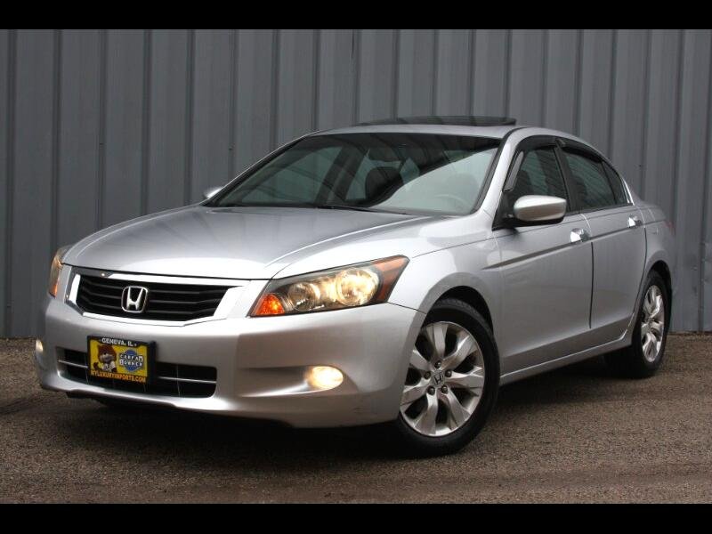 Honda Accord EX-L V-6 Sedan AT 2009