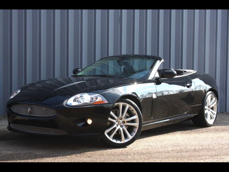 Jaguar XK-Series XK Convertible 2009