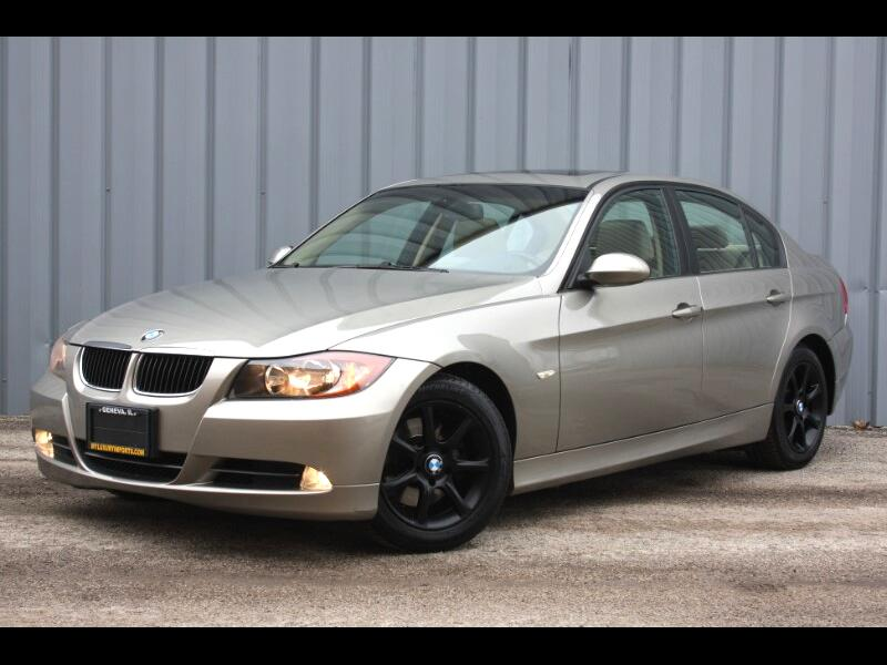 BMW 3-Series 328i 2008