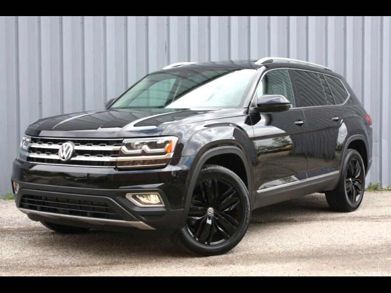Volkswagen Atlas V6 SEL Premium AWD 2018