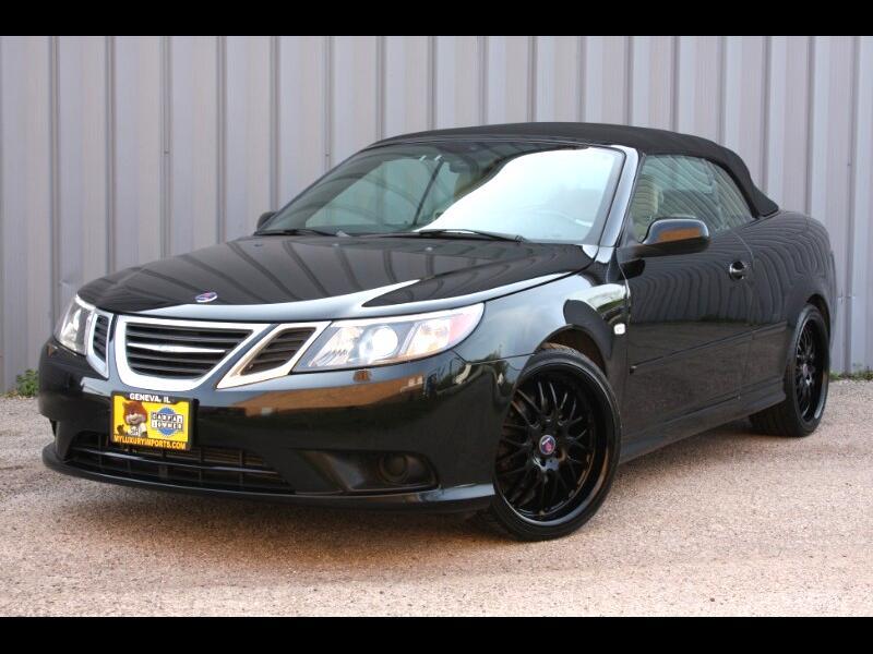 Saab 9-3 2.0T Convertible 2010