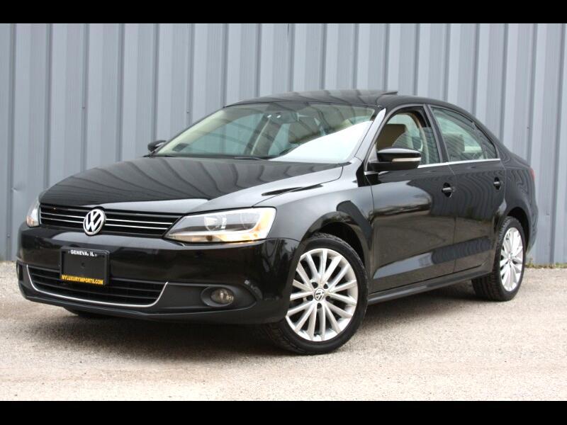 Volkswagen Jetta SEL PZEV 2013