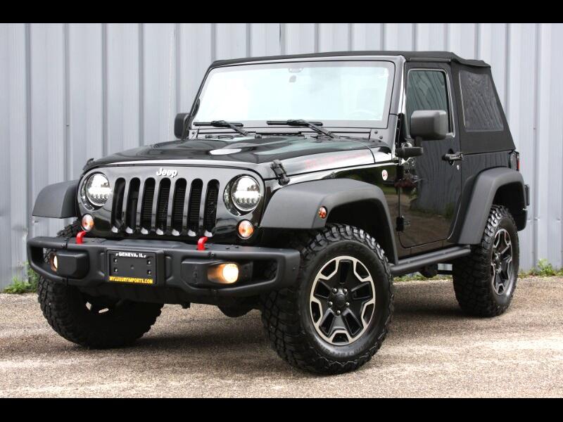Jeep Wrangler Rubicon 4WD 2016