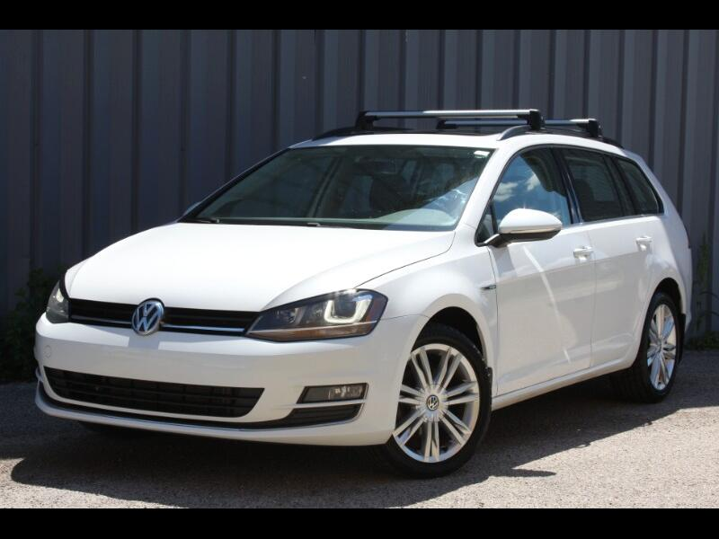 Volkswagen Golf SportWagen TDI SE 6A 2015