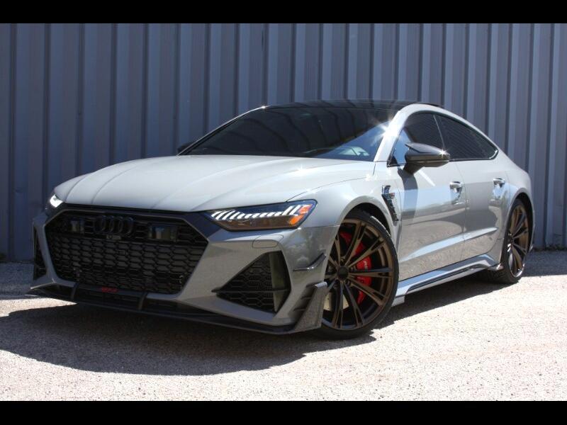 Audi RS7  2021