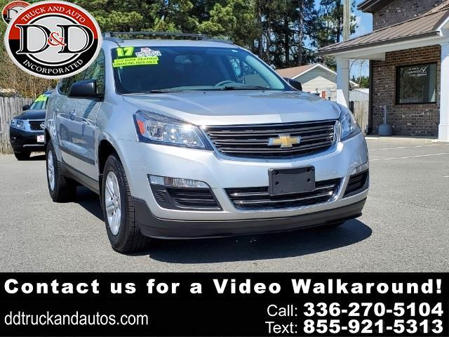 Chevrolet Traverse AWD 4dr LS 2017