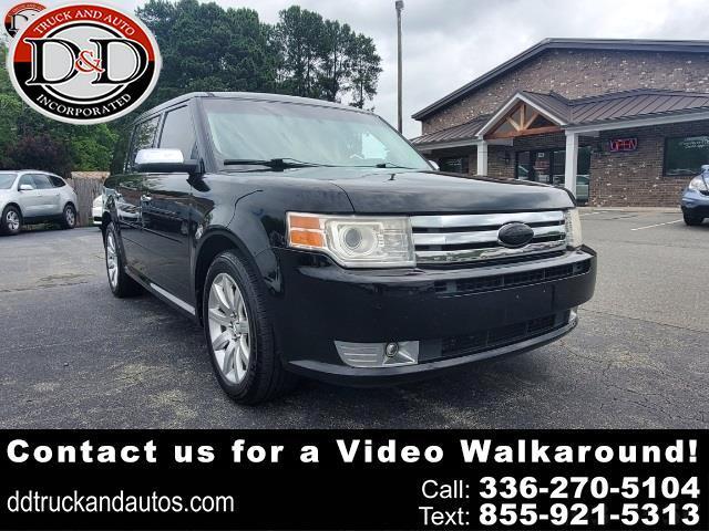 Ford Flex Limited FWD 2012