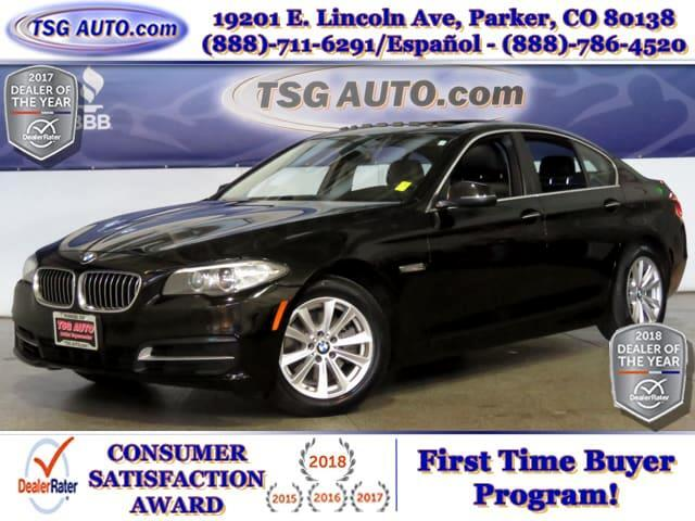 2014 BMW 528XI 2.0L I4 Turbo AWD W/NAV Leather