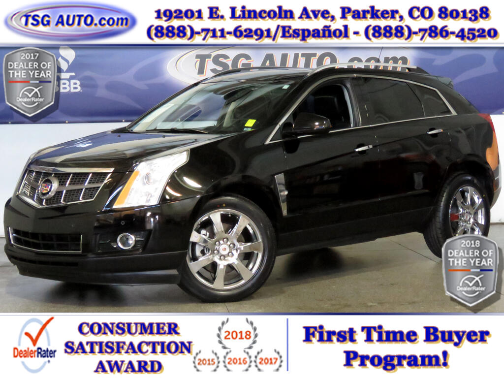 2011 Cadillac SRX Performance Collection 3.0L V6 AWD