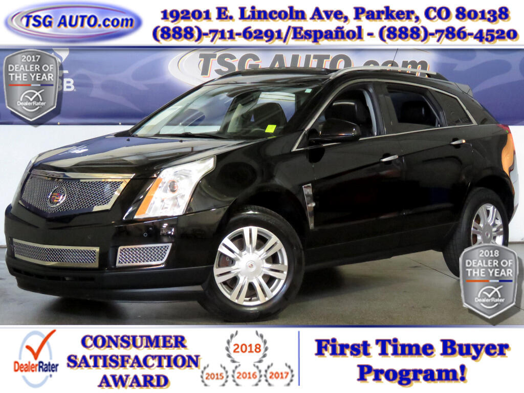 2010 Cadillac SRX Luxury 3.0L V6 AWD W/NAV Leather