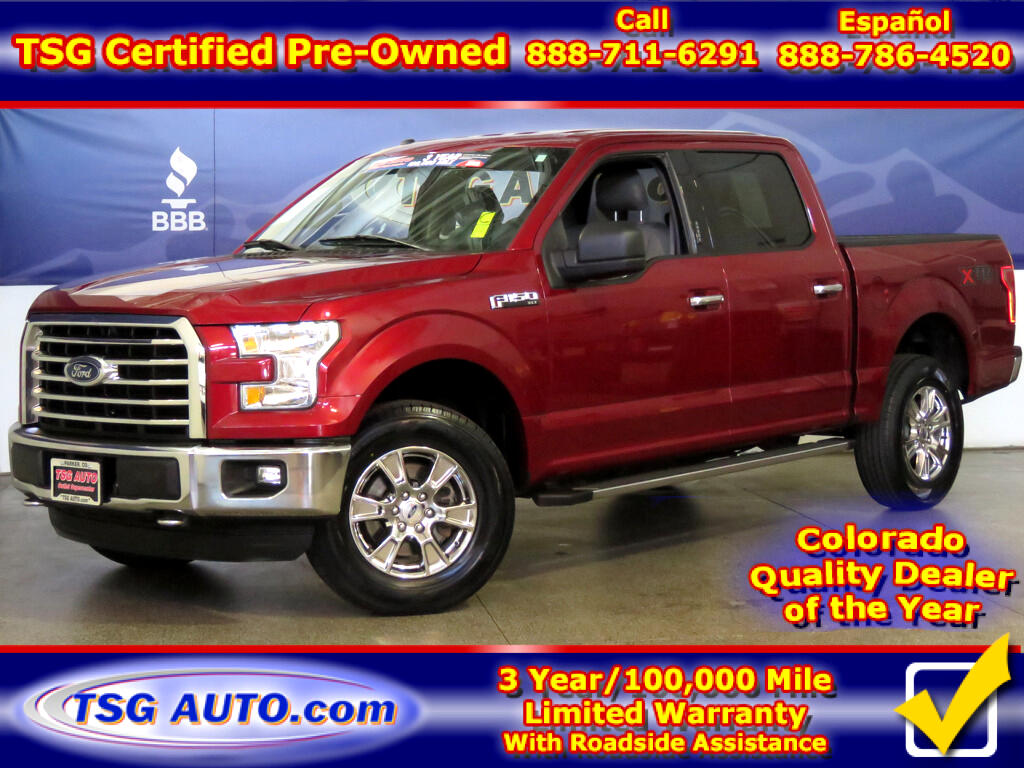 2016 Ford F-150 - Fair Car Ownership