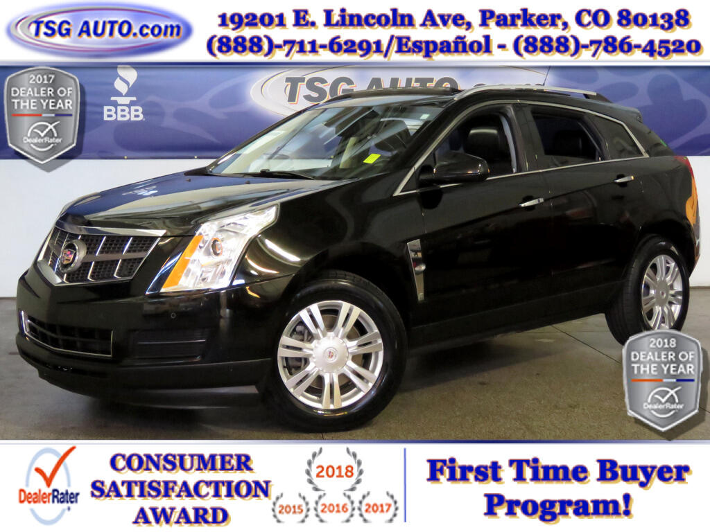 2011 Cadillac SRX Luxury 3.0L V6 W/Leather SunRoof