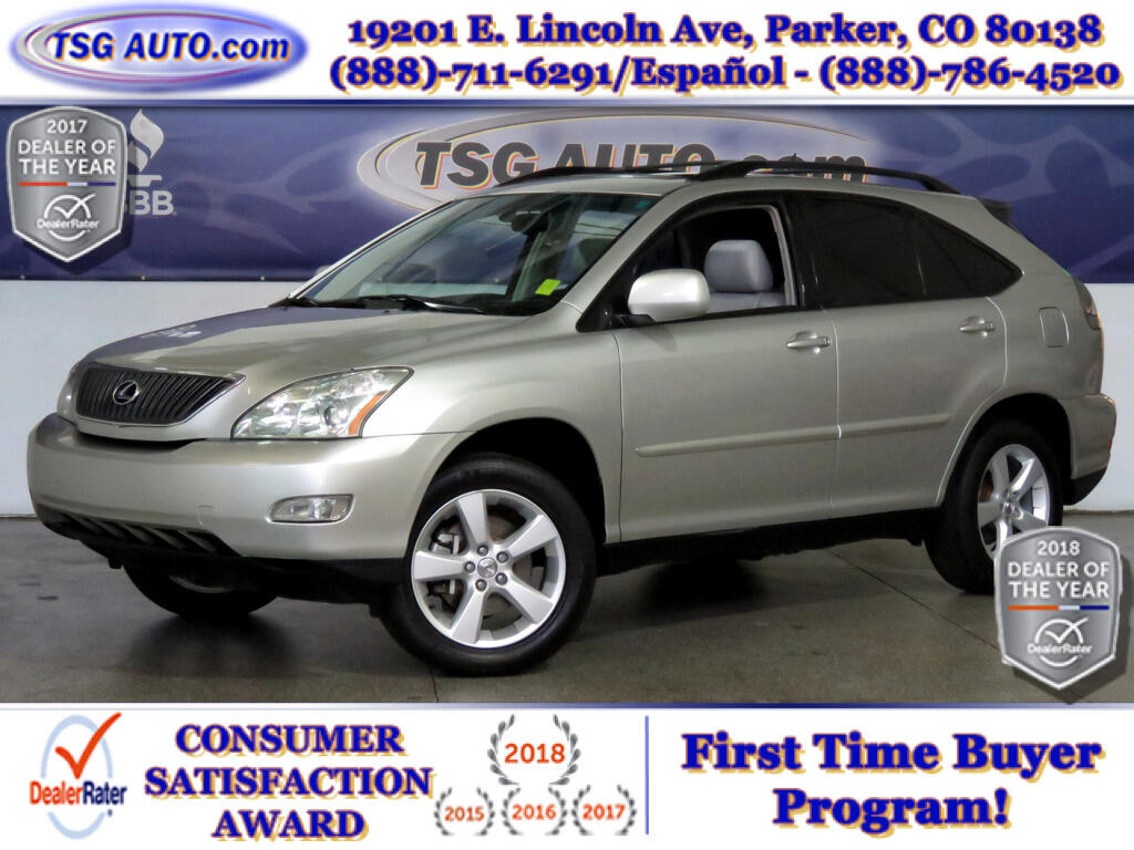 2005 Lexus RX 330 3.3L V6 W/Leather