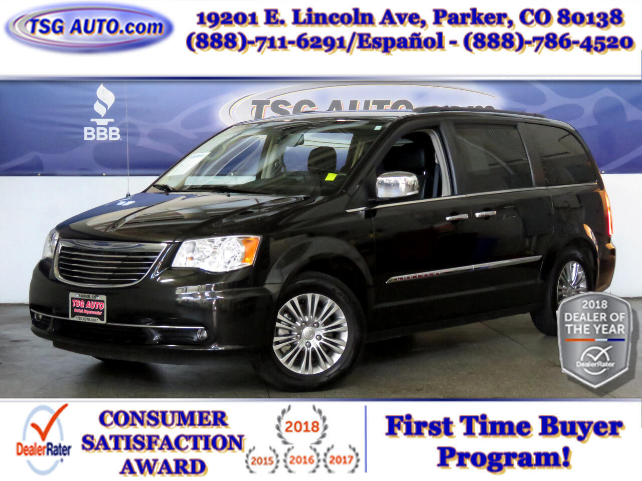 Chrysler Town & Country 4dr Wgn Touring-L 2015