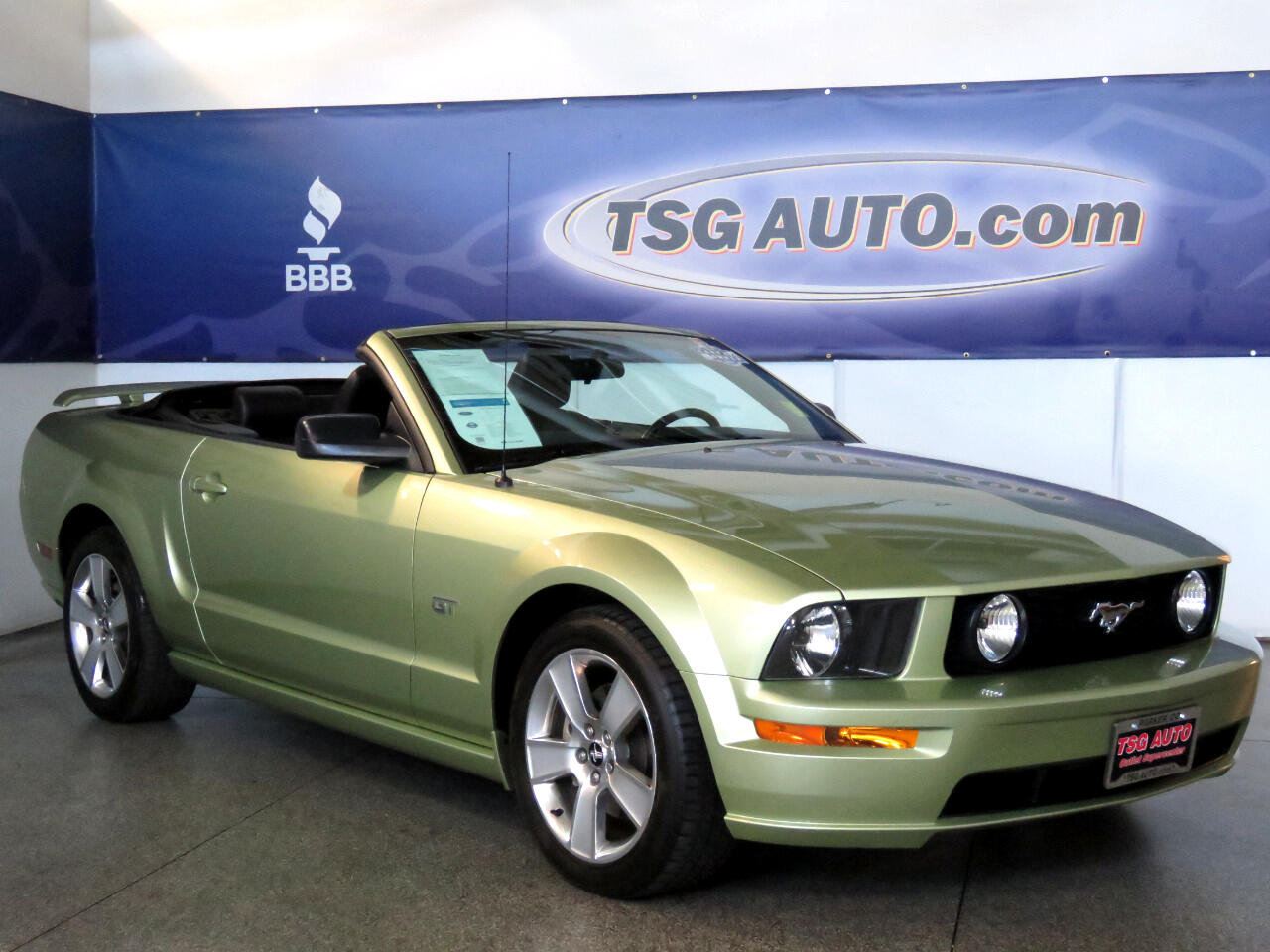 2006 Ford Mustang Ford Mustang 2dr Conv GT Premium