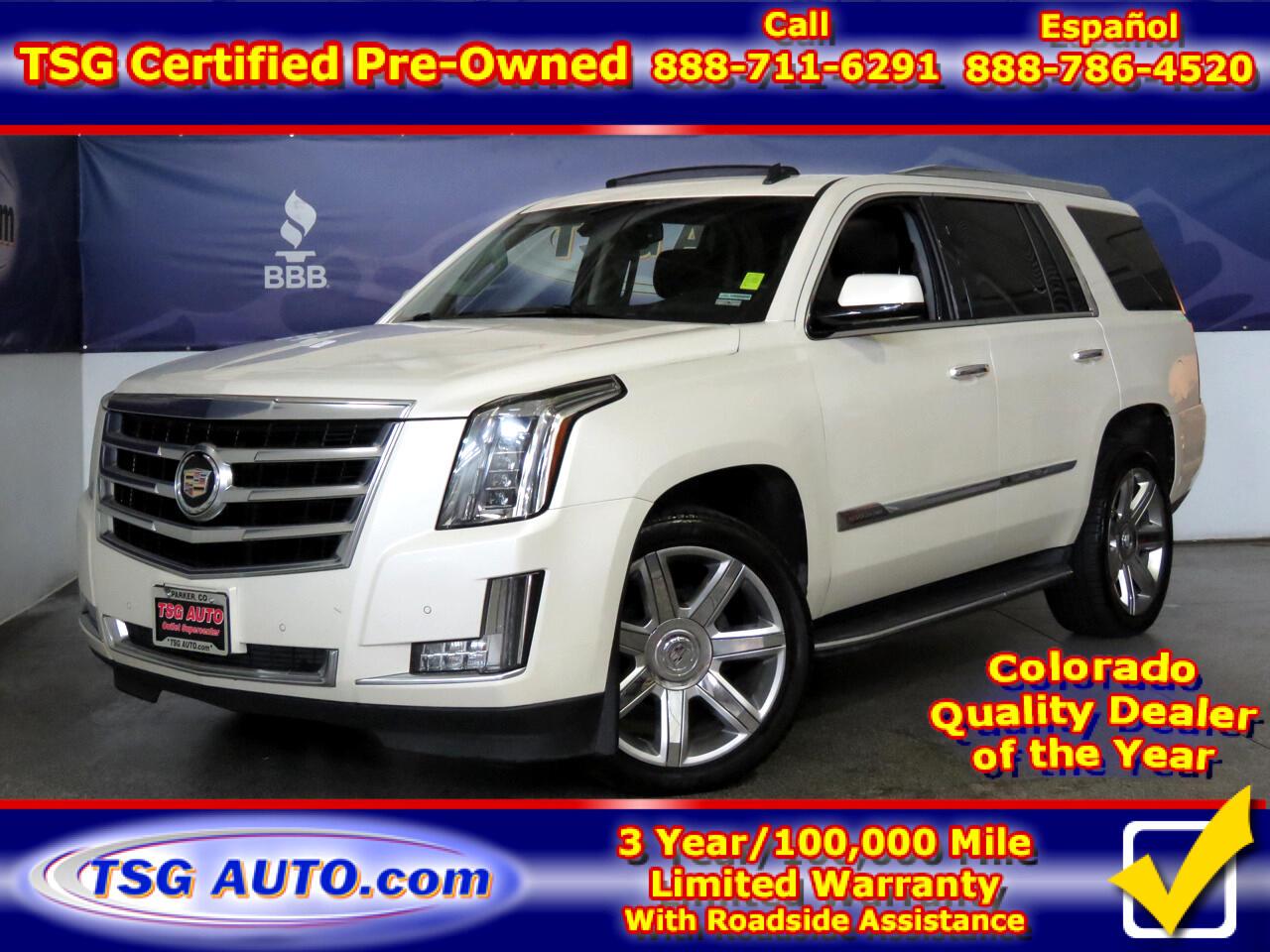 2015 Cadillac Escalade Luxury AWD