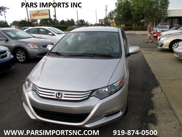 2011 Honda Insight EX