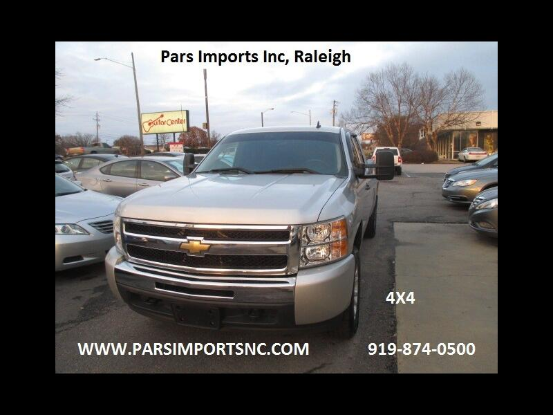 2010 Chevrolet Silverado 1500 Z71 Ext. Cab Long Bed 4WD