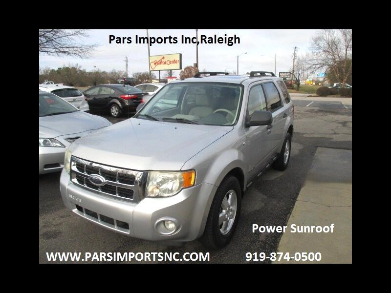 2008 Ford Escape XLT 2WD V6