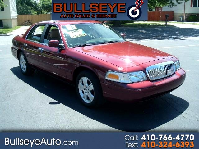 2003 Ford Crown Victoria LX Sport