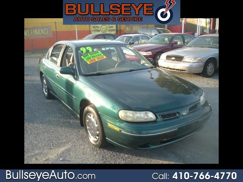 Oldsmobile Cutlass GL 1999