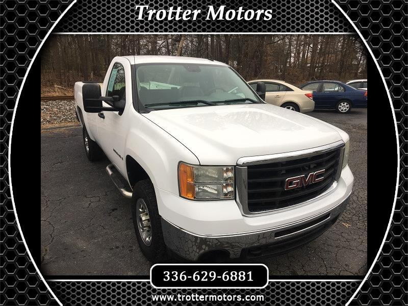 2009 GMC Sierra 2500HD Work Truck 2WD